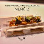Semana del pincho 2019 menú-2 Cocotte taberna
